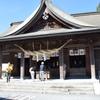 阿蘇神社 拝殿
