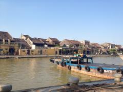 朱印船貿易の町