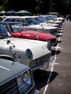 Classic Car Meeting