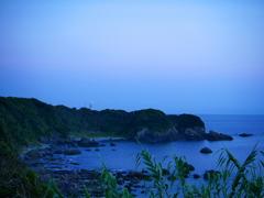 最南端の黄昏