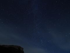 星の降る岳