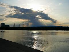 昼下がりの淀川景