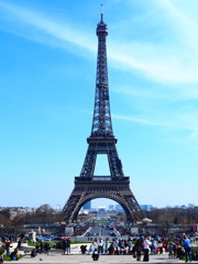 "The A - ""Tour Eiffel"""