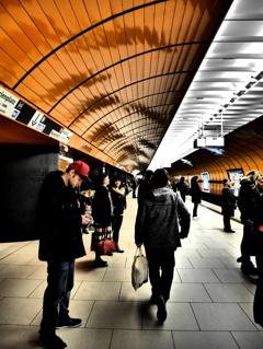 世紀末Subway