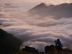 雲上カメラマン
