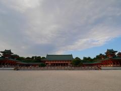 8月観光写真 其の四 平安神宮