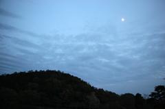 秋の夕暮れ時