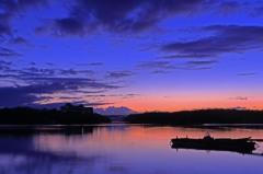 賢島を望む
