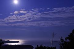 すすきのお月見