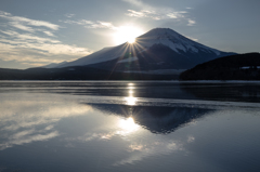 山中湖・ダイヤ