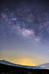 銀河を求めて  オチ(^^;;