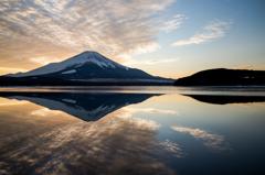 山中湖・シンメトリー1