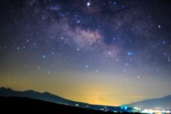 銀河を求めて  50mmソフトフィルターバージョン
