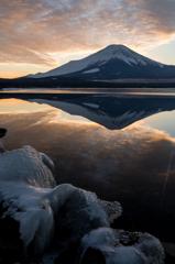 山中湖・シンメトリー2