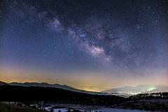銀河を求めて Art24mmバージョン