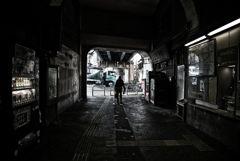 under the kokudo-station