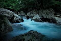 渓谷 - 癒しの音に浸る - ③