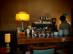 Cafe -ランプシェード-