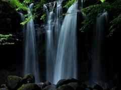涼の音♬  ~那須・乙女の滝~