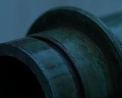 青銅色の配管 - 給水バルブシリーズ 【13】 -