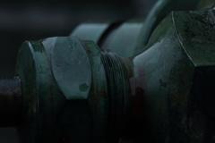 青銅色の連結部 - 給水バルブシリーズ 【12】 -