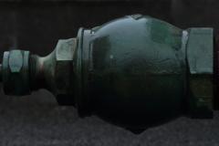 青銅色の膨大部 - 給水バルブシリーズ 【6】 -