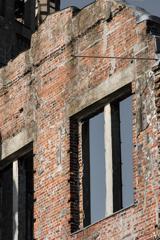 歴史を見てきた窓