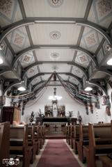頭ケ島教会2。