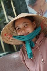 《撮影行脚》Ho Chi Minhの笑顔
