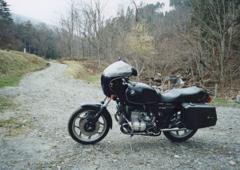 1996年5月 遠野にて