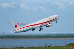 Japanese Airforce One