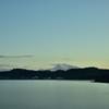 琵琶湖と伊吹山