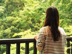 3. 天空の森のCafe 森林浴