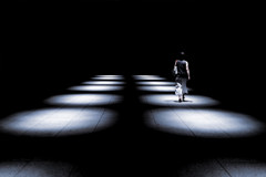 Be in the spotlight, tokyo, japan