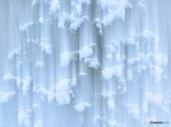 降雪イマージュ