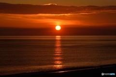 日の出-オホーツク
