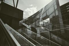 Nachmittags-Schatten -4