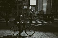 Nachmittags-Schatten -2