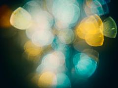 Unfocusing sparkles. -Ⅰ