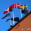 ヒルトンスルッセンの国旗