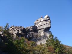 鈴鹿 天狗岩