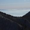 武奈ヶ岳から臨む