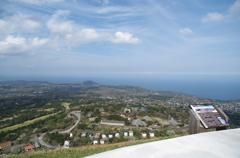大室山からの眺望