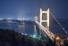 煌く夢の大橋