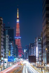やっぱり東京タワーはカッコええ。