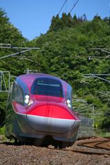 シャ〇専用新幹線