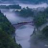 Foggy Valley Train