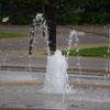 噴水 東品川海上公園 11月