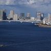 船と東京湾