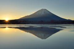 週末の富士山(新作1088)